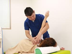 肩の痛みや肩こりの検査